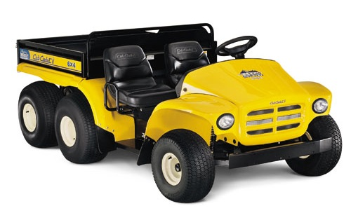 Cub Cadet Big Country 6x4