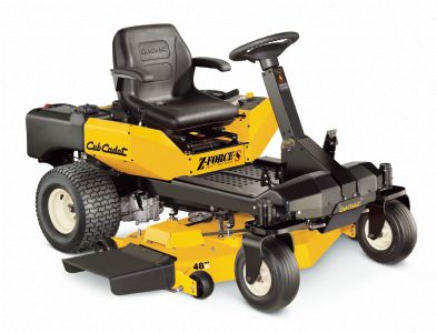 cub cadet z force s parts
